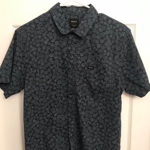 RVCA Short-Sleeve Button Down